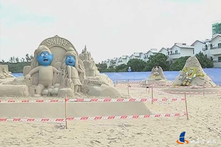 助力创文!红海湾旅游区沙雕乐园开园