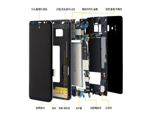 全新主板堆叠设计,三星s9电池容量或将增大