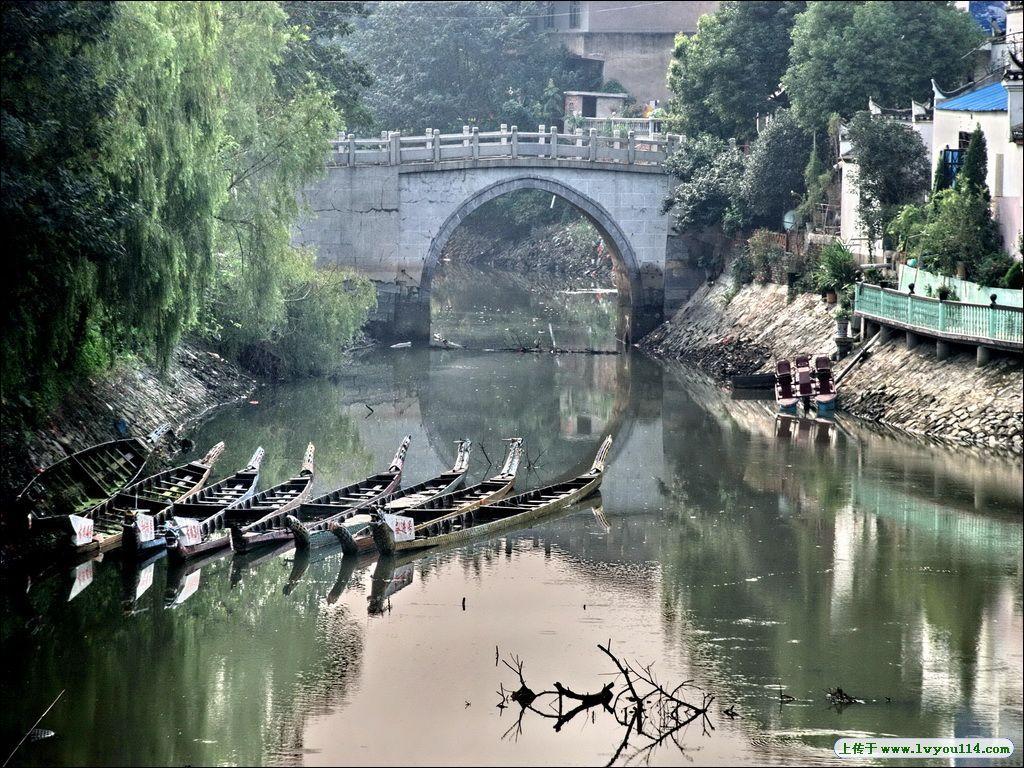 推荐 合肥市三河古镇景区旅游  三河镇隶属于安徽省合肥市肥西县,位于