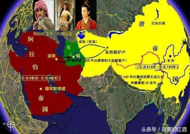持久的战争,安西四镇距离中原核心地带有千里之遥,而且路途不便,大唐