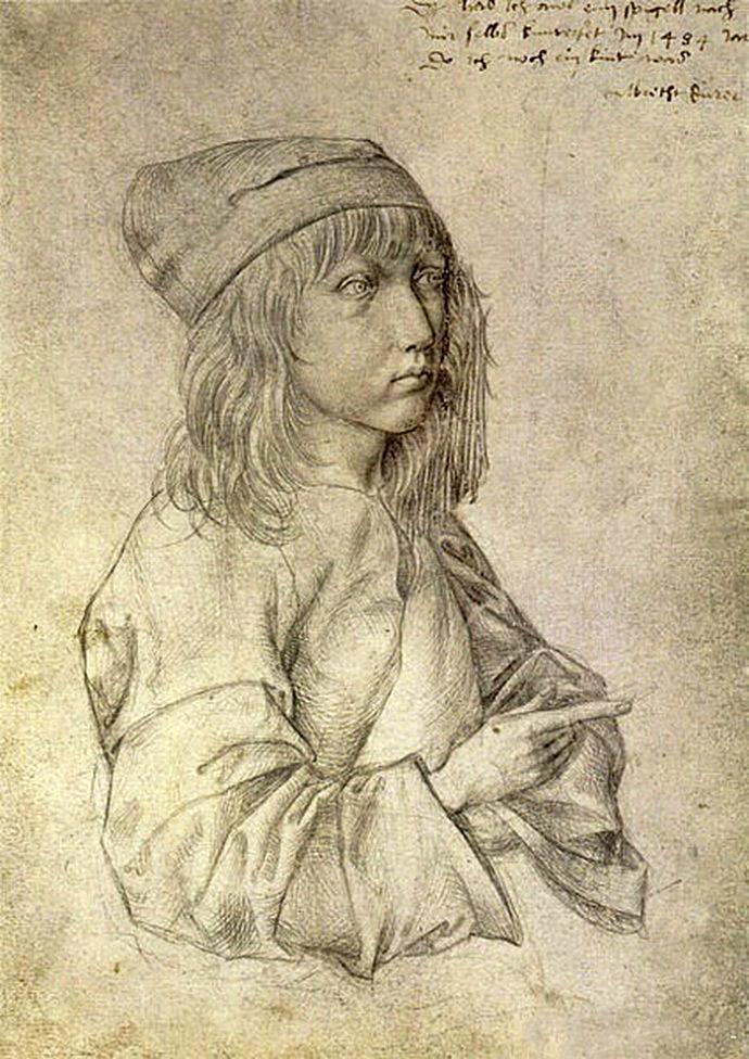 被誉为德国的达芬奇,自画像之父的原来是他 ,文化,触电新闻