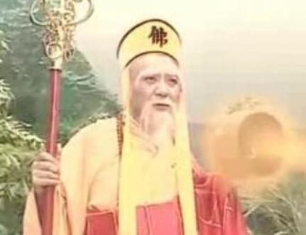 5位法海扮演者,焦恩俊第二,赵文卓第一,李连杰的像古装警察