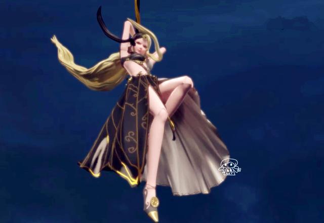 四个用起来最酷的叶罗丽魔法,白光莹战斗女王范,灵公主也很霸气图片