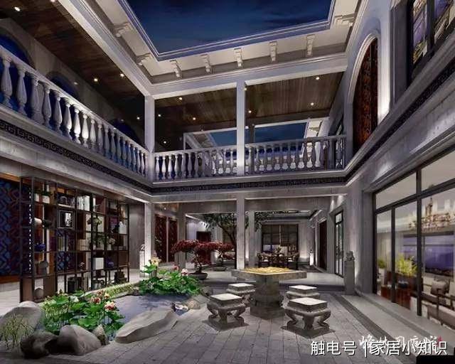 营造宜居的庭院|峰林阁庭院 | 四合院设计 | 别墅设计 | 自建房设计