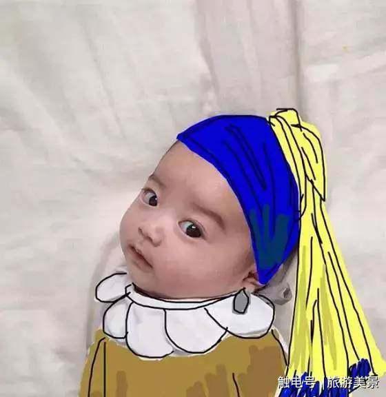 这个日本妈妈生了两个超级可爱的女儿,时髦逗比无所不