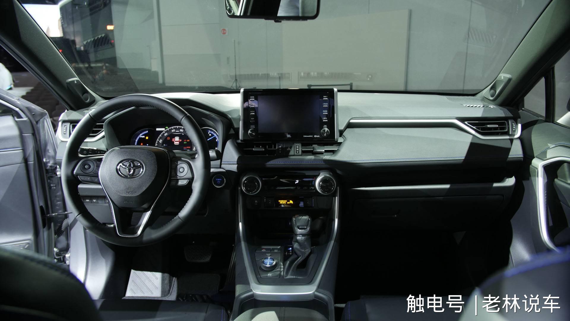 丰田全新rav4于纽约车展正式发布!外观,内饰超乎你的想象!