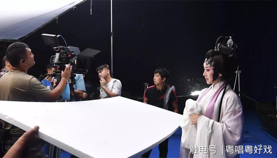 全国首部4k粤剧电影《白蛇传·情》终于杀青!