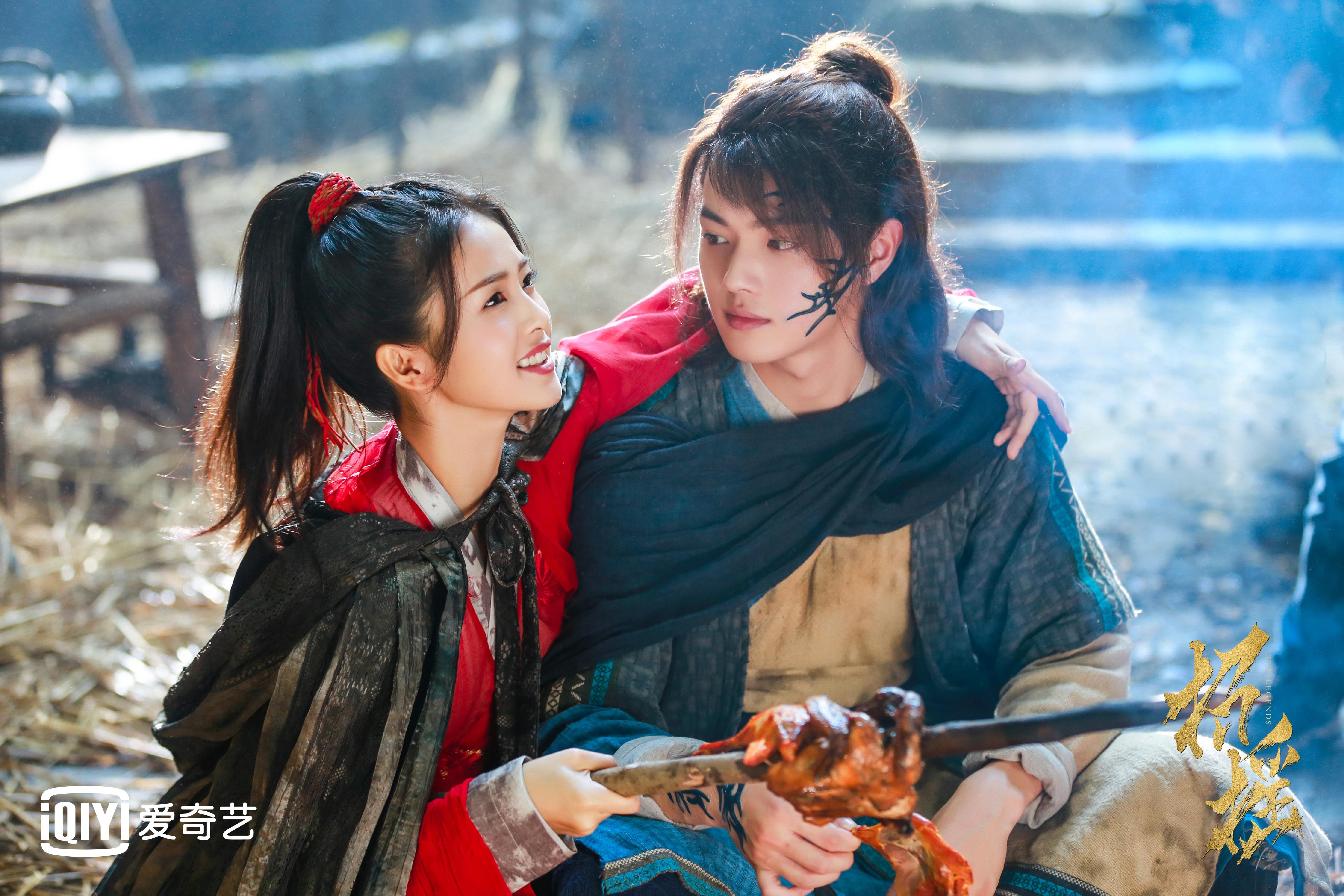 许凯和白鹿再次合作电视剧《招摇》,看了剧照觉得会火嘛?