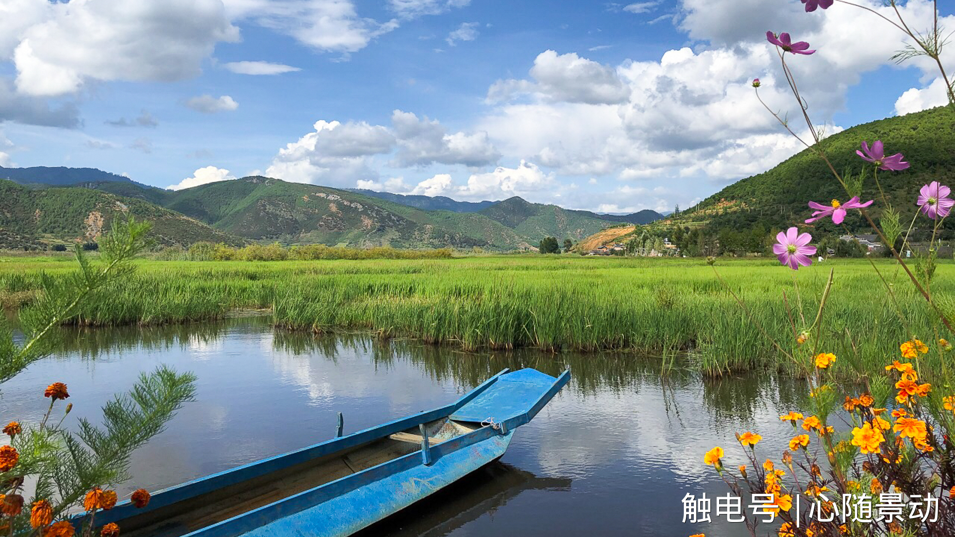 7月国内最适合老年人旅游的4个地方,温度适宜,风景绝美