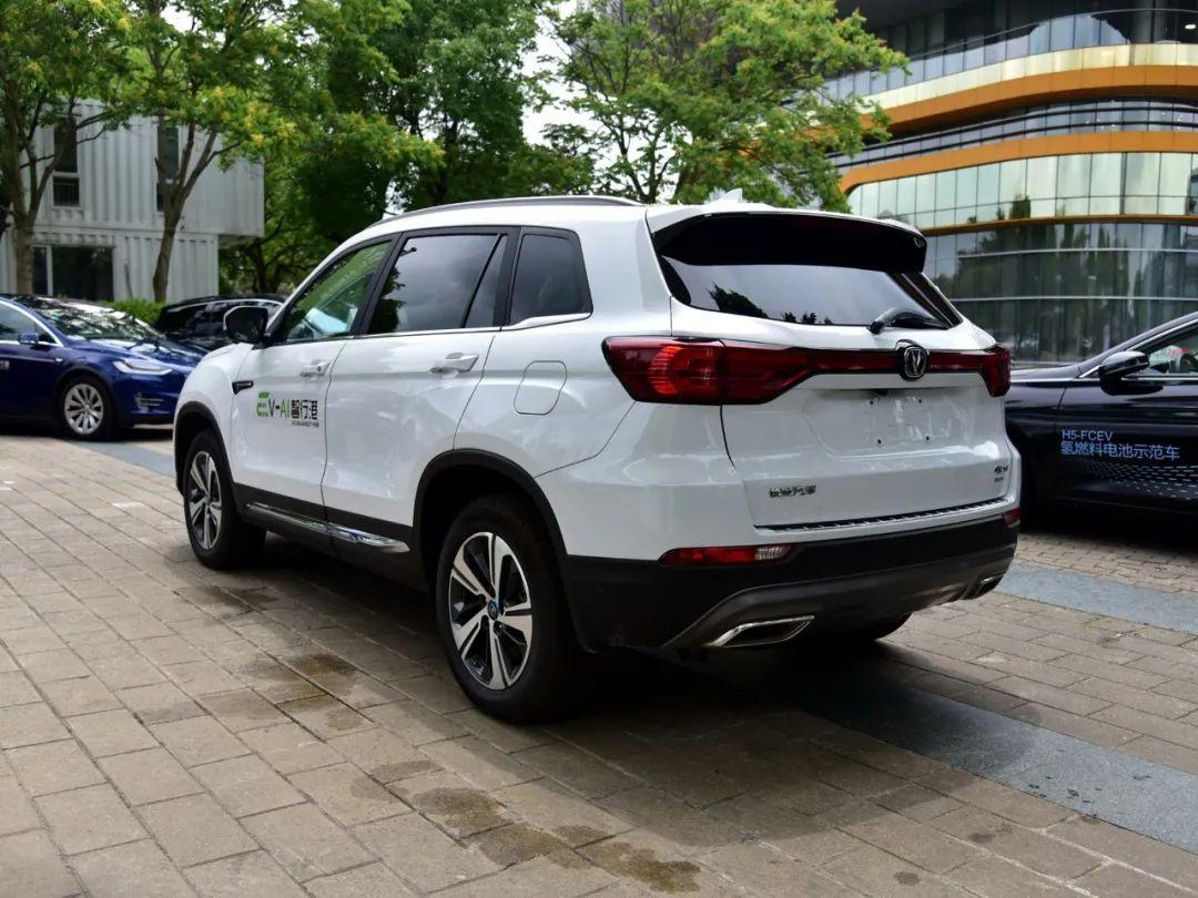 赶上丰田的进度条!红旗/广汽埃安/长安发布氢燃料电池车