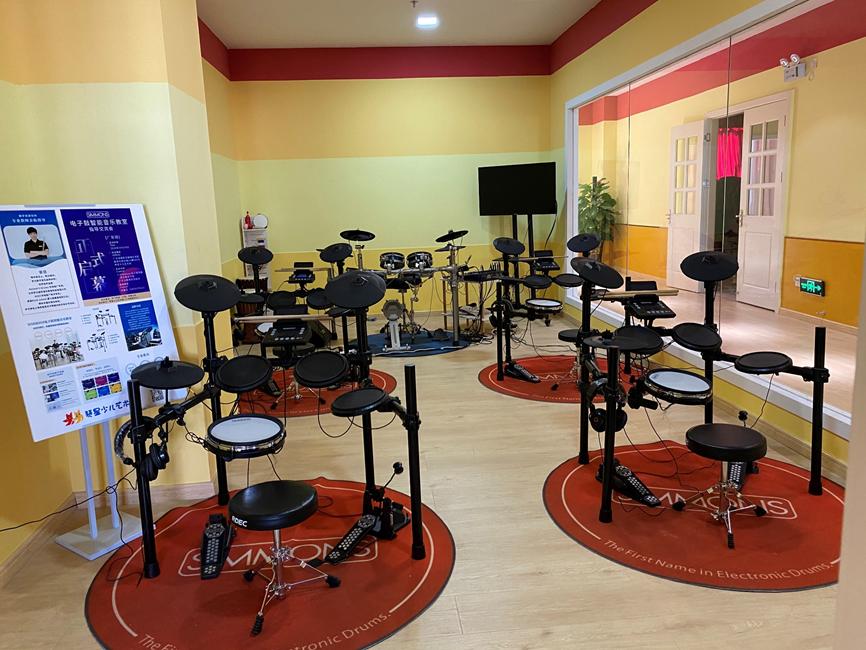 Simmons   电子鼓音乐教室