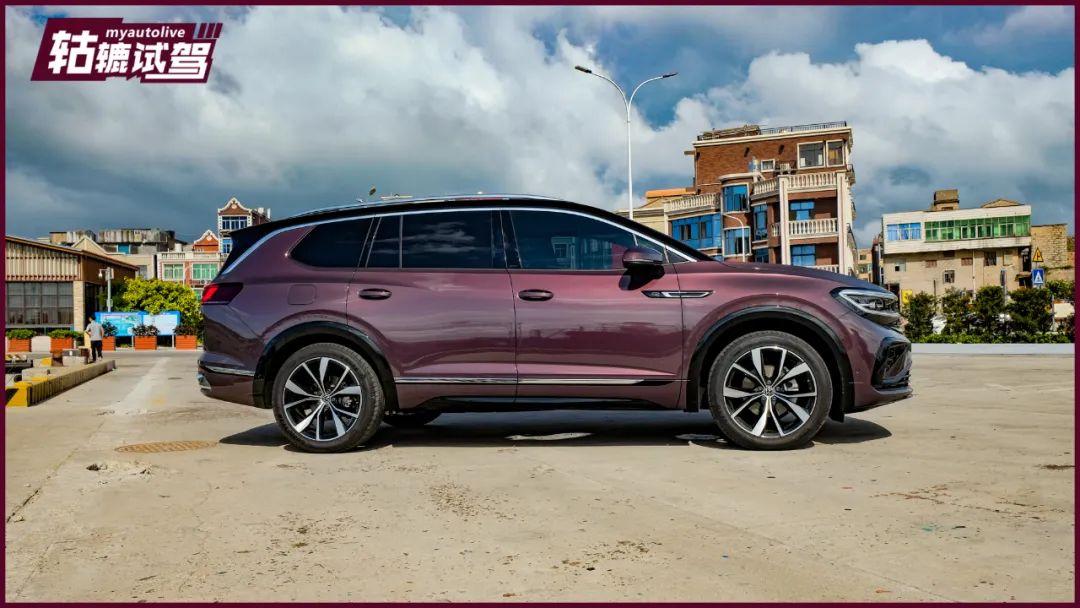 轱辘试驾|空间不输宝马X7,揽境可能是30万元SUV里的最优选